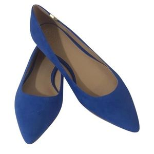 'Tory Burch Elizabeth' Pointy Toe Flat